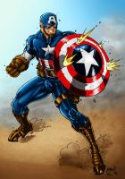 Ultimate Cap by firepunk626