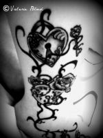 My Lovely Tattoo by pingublood