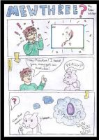 Why Mewthree is NOT an Evolution! by WalkerP