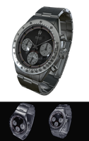 rolex_daytona_3d model by DartP