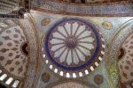 The Cupola of the Blue Mosque by MisterKrababbel