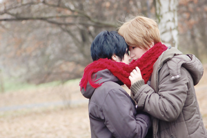 Free cosplay // Cold day by DAIxSORA