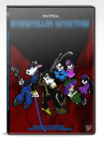 Interstellar Detectives DVD Cover by Dalia1784