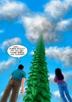 Beanstalk by roofoo