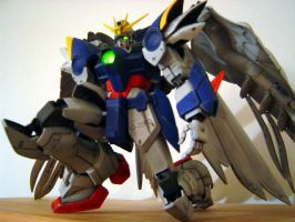 PG Wing Zero Custom by Gerbera924