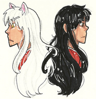Inuyasha by guardian-angel15
