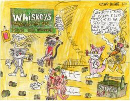 Whiskeys by Josiah-Shockency-JCS