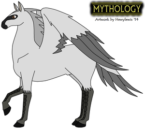 Mythology - Pegasus 2014
