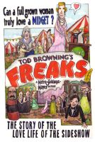 Tod Browning's Freaks by PattKelley