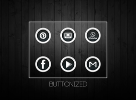 Buttonized Icons by sammyycakess