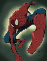 The Amazing Peter Parker by kevinbriones