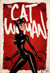 Catwoman by chillyfranco