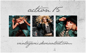 Action 15 by vintagevic