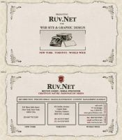 ruvnet Business Card by ruv