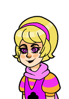 Stuck at 666 : Rose Lalonde Talksprite by vomitcunt