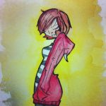 Water color test by mynakedroomate
