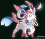 700 - Sylveon by nganlamsong