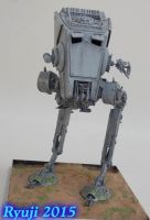 Bandai AT-ST01 by celsoryuji