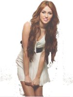 Miley Cyrus PNG by MabeLove1