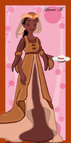 Tiana peasant by Sweet-Amy-Leah