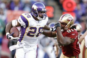 Adrian Peterson 9 by Schultzy0023