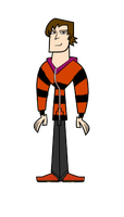 Hans style total drama by malerfique