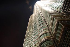 Petronas Twin Tower by ferrari2006extreme