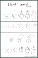 .:Hand Tutorial:. by Kaly4