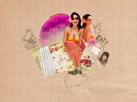 Katy Perry Wallpaper by cheapescape