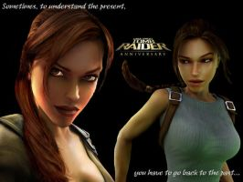 Tomb Raider Anniversary by Devil-Wolf-1999