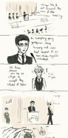 dumb ronwill comic by ciel0nn