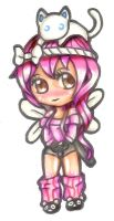 Shy Fairy by CUTE-ChibiMONSTERZ