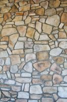 Stone Texture stacked wall flagstone rock surf by TextureX-com