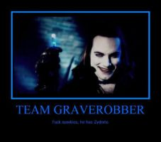 Team Graverobber by vampyregirl1991