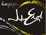 Happy Eid by Duetter