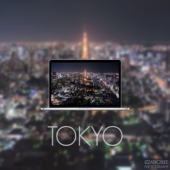 Tokyo by pyrology