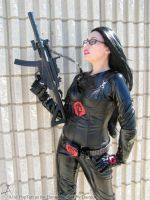 Baroness... at the ready by Acid-PopTart
