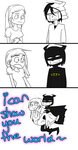 Errrrrrrrrr Batman? by brewhay