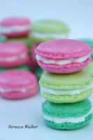 Macarons by Verusca