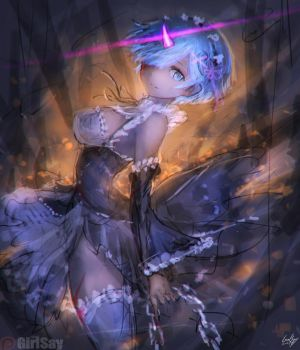 [Practice] RE:Rem by girlsay