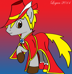 Silver Guardian - Red Mage by RPD490