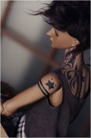 .hira:tattoo. by aPPlejaZZ