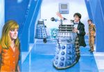 THE POWER OF THE DALEKS by Herbarianband