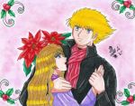Gift: All I want for Christmas is you 2014 by Lily-de-Wakabayashi