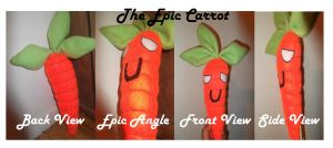 The Smarmy Carrot by tofuskin21