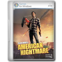 Alan Wake's American Nightmare Game Icon by Nighted