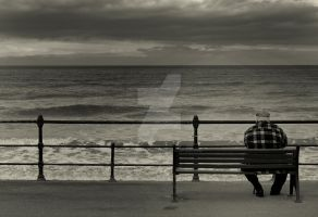 sea view by fineart-photographer