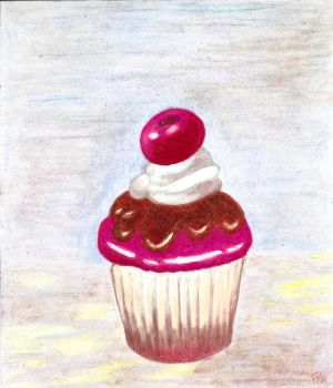 Cupcake by fmr0