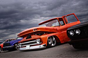 61 Chevy by FrancesColt