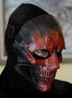 Red Skull by Psychopat6666